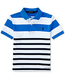 Polo Ralph Lauren Striped Polo, Toddler Boys