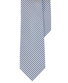 Lauren Ralph Lauren Men's Shirting Stripe Silk Tie