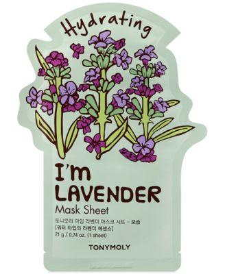 I'm Lavender Mask - Lavender (Hydrating)