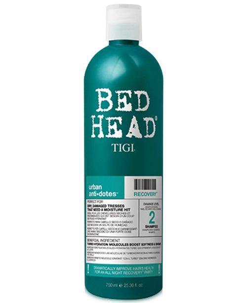 Tigi Bed Head Urban Antidotes Recovery Shampoo, 25.36-oz., from PUREBEAUTY Salon & Spa