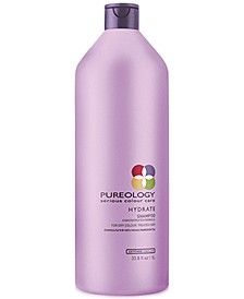 Hydrate Shampoo, 33.8-oz., from PUREBEAUTY Salon & Spa