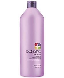 Hydrate Shampoo, 33.8-oz., from PUREBEAUTY Salon & Spa