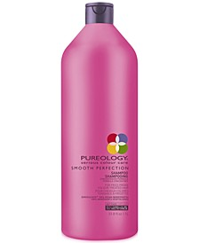 Smooth Perfection Shampoo, 33.8-oz., from PUREBEAUTY Salon & Spa