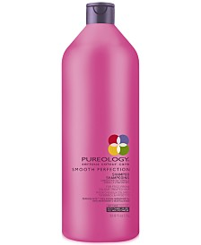 Pureology Smooth Perfection Shampoo, 33.8-oz., from PUREBEAUTY Salon & Spa