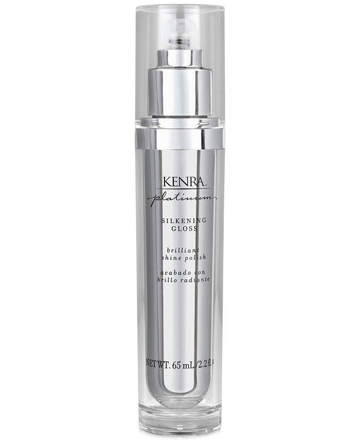 Kenra Professional - Platinum Silkening Gloss, 2.2-oz.