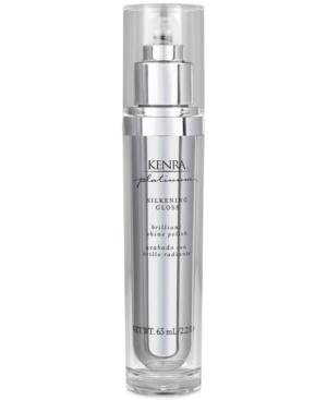 Kenra Professional Platinum Silkening Gloss, 2.2-oz, from Purebeauty Salon & Spa