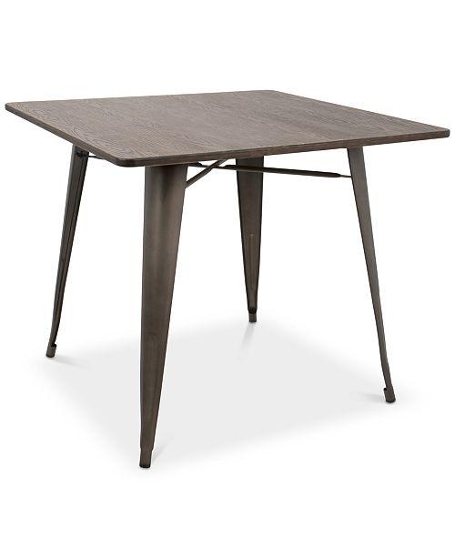 Lumisource Oregon 36'' Dining Table