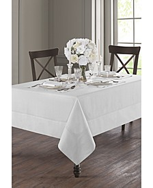 Corra White Table Linen Collection