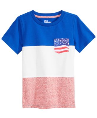 Pocket T-Shirt, Toddler Boys, Created for Macy's