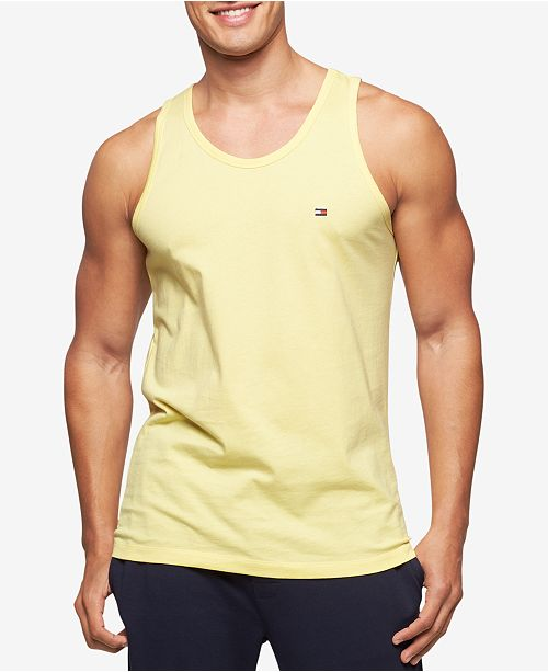 3575c800d67b6 Tommy Hilfiger Men s Modern Essentials Cotton Tank Top   Reviews ...
