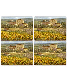 Tuscany Set of 4 Placemats