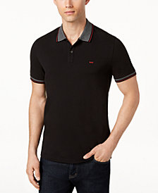 Michael Kors Men's Stretch Knit Polo