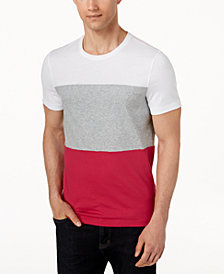 Michael Kors Men's Colorblocked T-Shirt