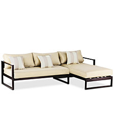 Catalina 2-Pc. Sectional, Quick Ship