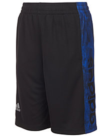 adidas Big Boys Supreme Speed Shorts