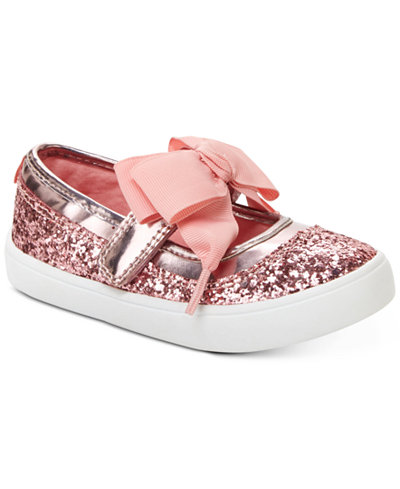 Carter's Alberta Glitter Mary-Jane Shoes, Toddler & Little Girls