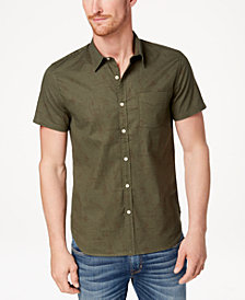 Lucky Brand Men's Weekend Explorer Pocket Shirt