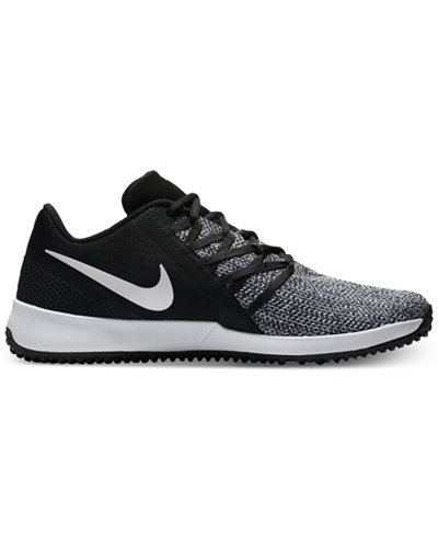 Nike Free Cross Compete Training Shoes - Black/Grey/White for Women Z87p9295