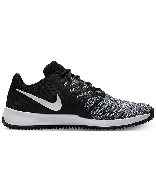 f9a018a61d4b ... Nike Men s Varsity Compete Trainer Training Sneakers from Finish ...