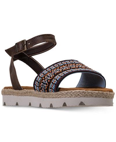 Bearpaw Big Girls' Kahala Ankle Strap Sandals from Finish Line