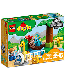 LEGO® DUPLO® Gentle Giants Petting Zoo 10879