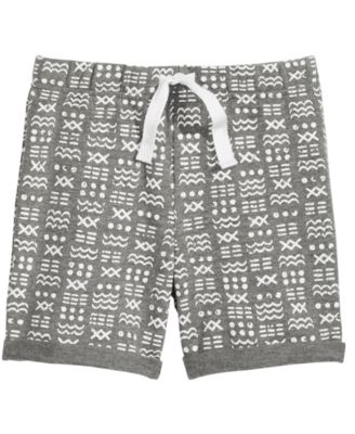 Baby Boys Printed Shorts, Created for Macy's