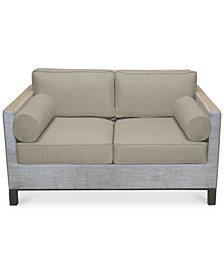 Laguna Loveseat Sunbrella® Replacement Cushions, Quick Ship