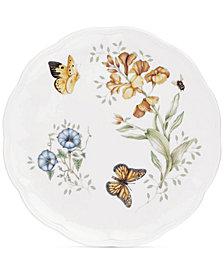 """Lenox """"Butterfly Meadow"""" Dinner Plate"""