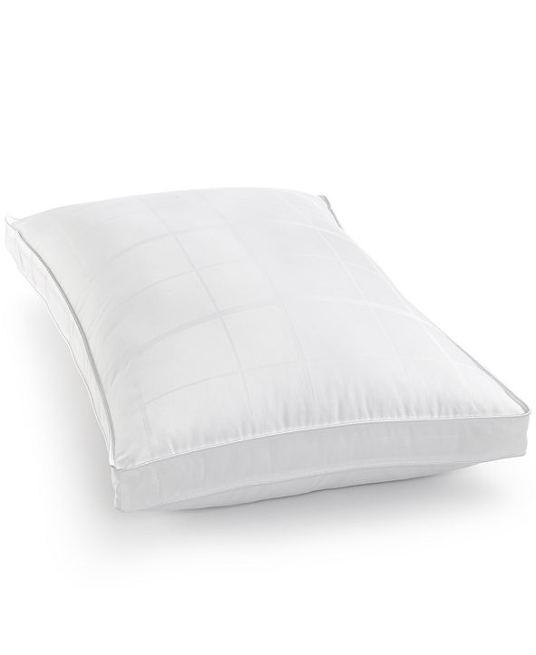 Martha Stewart Collection Feels Like Down Standard/Queen Firm Pillow, Created for Macy's
