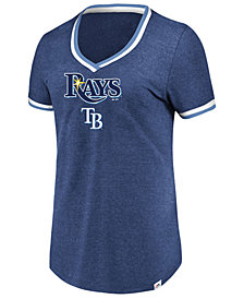 Majestic Women's Tampa Bay Rays Driven by Results T-Shirt
