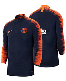 Nike Men's FC Barcelona Aeroswift Strike Drill Top