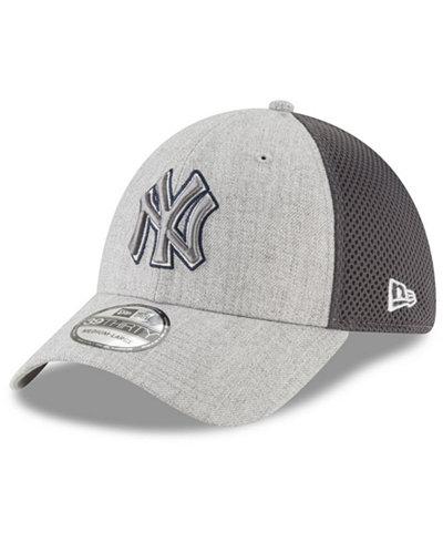 Mlb Bruyère 39thirty New York Yankees - Accessoires - Chapeaux Nouvelle Ère r0yqU6v