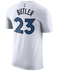 Nike Men's Jimmy Butler Minnesota Timberwolves Association Player T-Shirt