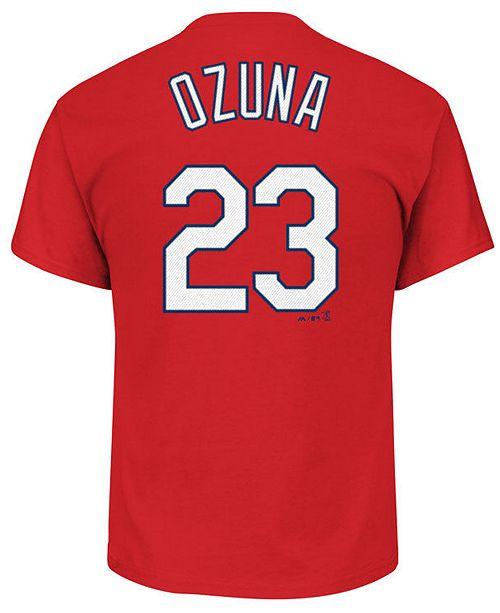 lowest price a9019 cfdd8 Men's Marcell Ozuna St. Louis Cardinals Official Player T-Shirt