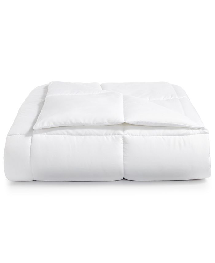Martha Stewart Collection - Essentials Solid Comforter Full /Queen