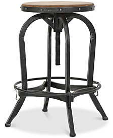 Jenkins Bar Stool, Quick Ship