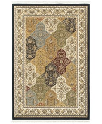 "Masterpiece Panel 5'3"" x 7'6"" Area Rug"