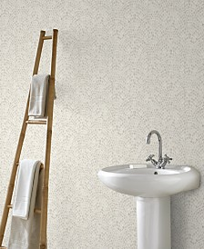 Graham & Brown Trajan Tile Neutral Wallpaper