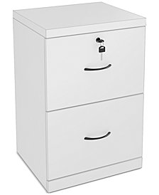 Waldyn 2-Drawer Vertical File Cabinet, Quick Ship
