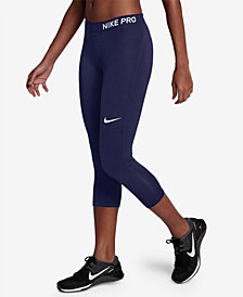 Nike Pro Dri-FIT Capri Training Leggings