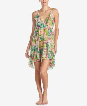 Betsey Johnson Ruffled Nightgown 5531053