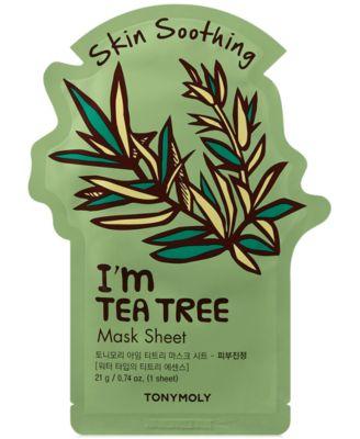I'm Tea Tree Sheet Mask - (Skin Soothing)