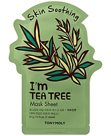I'm Tea Tree Sheet Mask - (Skin Soothing)