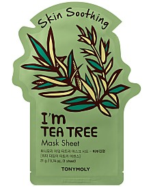 TONYMOLY I'm Tea Tree Sheet Mask - (Skin Soothing)