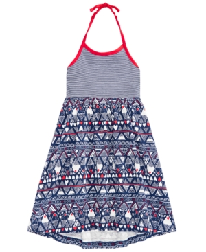 Epic Threads Little Girls Printed Halter Dress Created for Macys