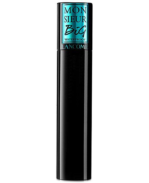 0f99f90c7b6 Lancôme Monsieur Big Waterproof Travel Size Mascara & Reviews ...