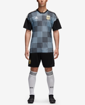adidas Men's ClimaLite Argentina Graphic Soccer Shirt