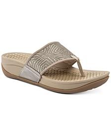 Dasie Rebound Technology™ Thong Sandals