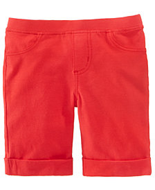 Epic Threads Bermuda Shorts, Little Girls, Created for Macy's