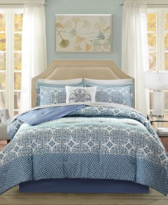 Sybil 7-Pc. Twin Comforter Set